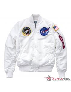 MA-1 VF NASA Wmn