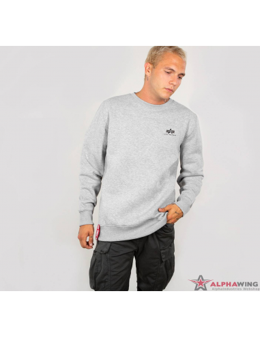 Basic Sweater Small Logo