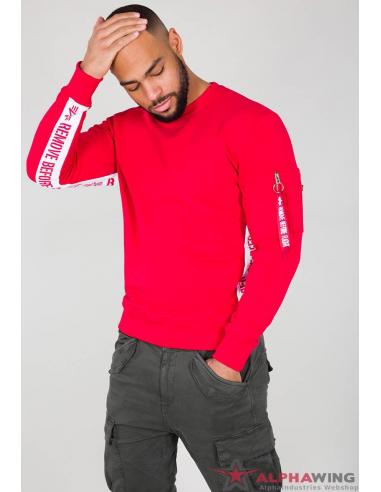 RBF Inlay Sweater