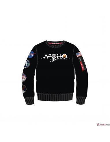 Apollo 50 Patch Sweater