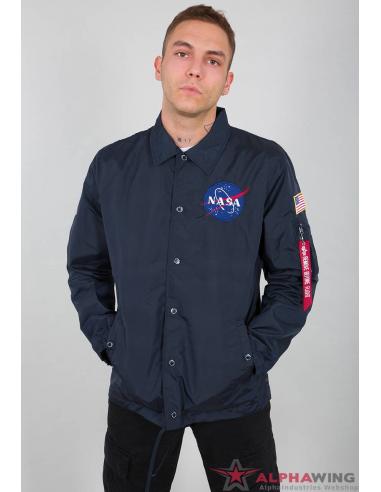 NASA Coach Jacket