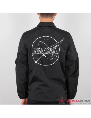 Vásárlás: Alpha Industries Nasa Coach Jacket 126137 07 Férfi