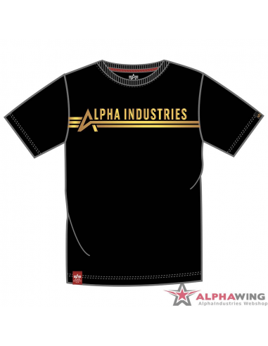 Alpha Industries T Foil Print