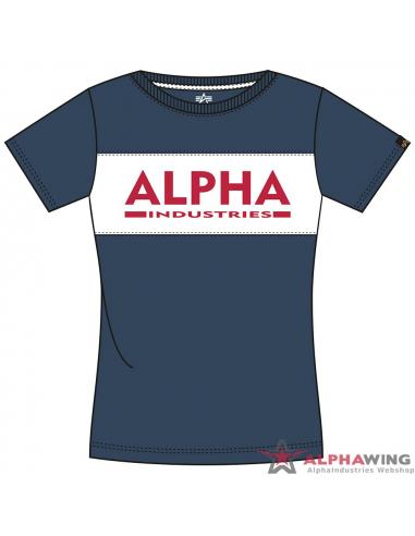 Alpha Inlay T Wmn