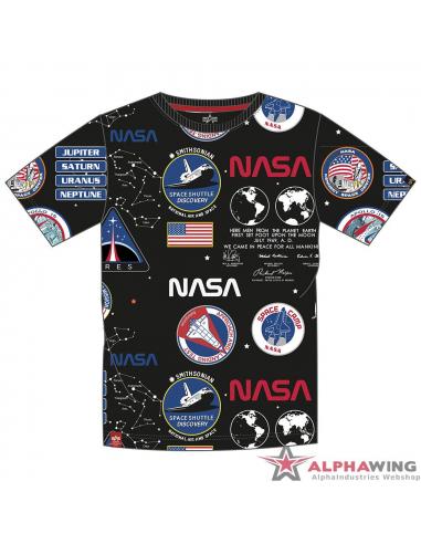 NASA AOP T-Shirt