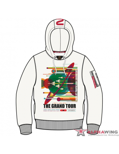 NASA Grand Tour Hoody