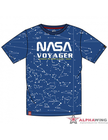 NASA Voyager AOP T-Shirt