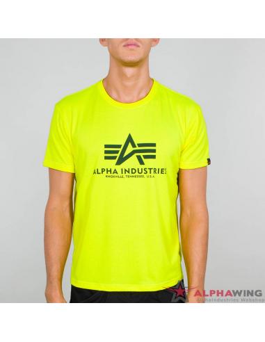 Basic T-Shirt Neon